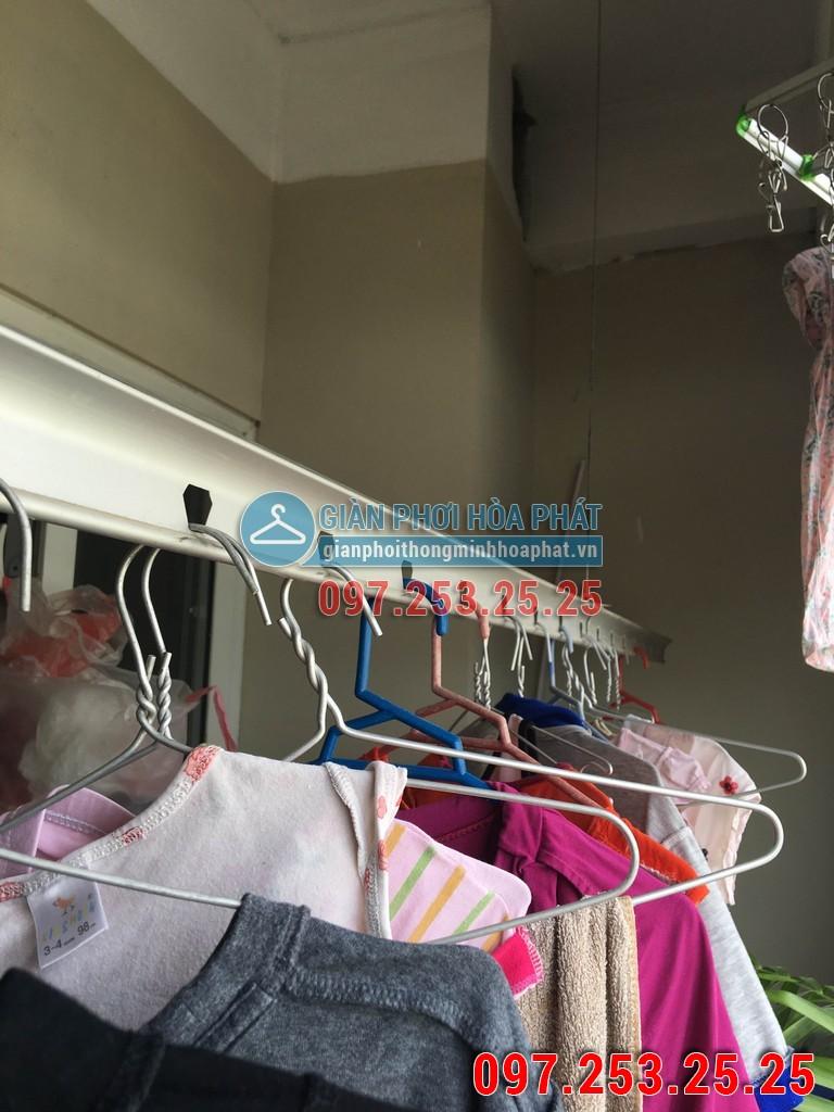 Sửa thay dây cáp giàn phơi nhà anh Duy p3128 CT8C chung cư Đại Thanh 03
