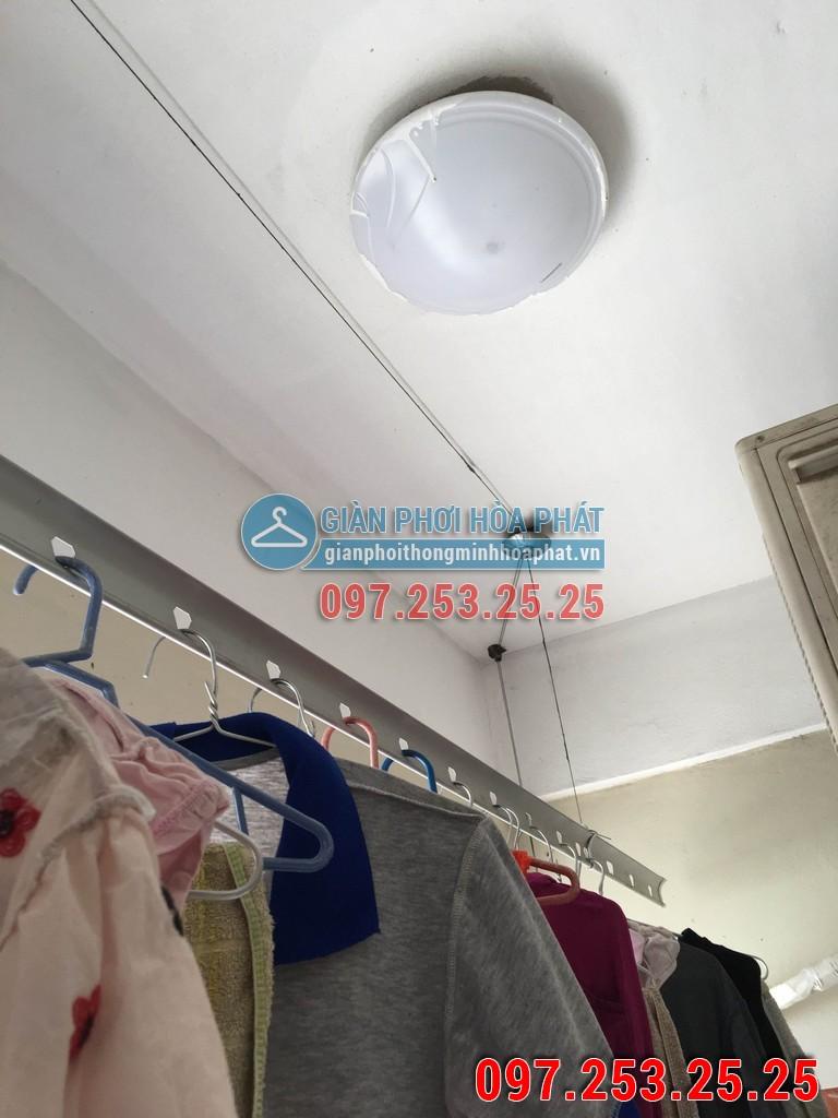 Sửa giàn phơi quần áo Hà Nội