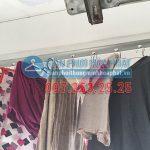 Sửa thay dây cáp giàn phơi nhà anh Duy p3128 CT8C chung cư Đại Thanh