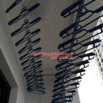 Lắp giàn phơi thông minh tại chung cư Gamuda Garden, Hoàng Mai, Hà Nội