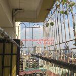 Sửa giàn phơi thông minh phòng 907 chung cư Housing