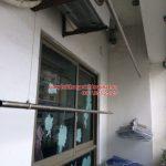 Sửa giàn phơi thông minh nhà chị Trang khu đô thị Xa La, phường Phúc La, quận Hà Đông