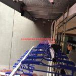 Lắp đặt giàn phơi bên ngoài trần mái tôn nhà anh Tuấn Anh số 35 Hàng Đường, Hoàn Kiếm, Hà Nội
