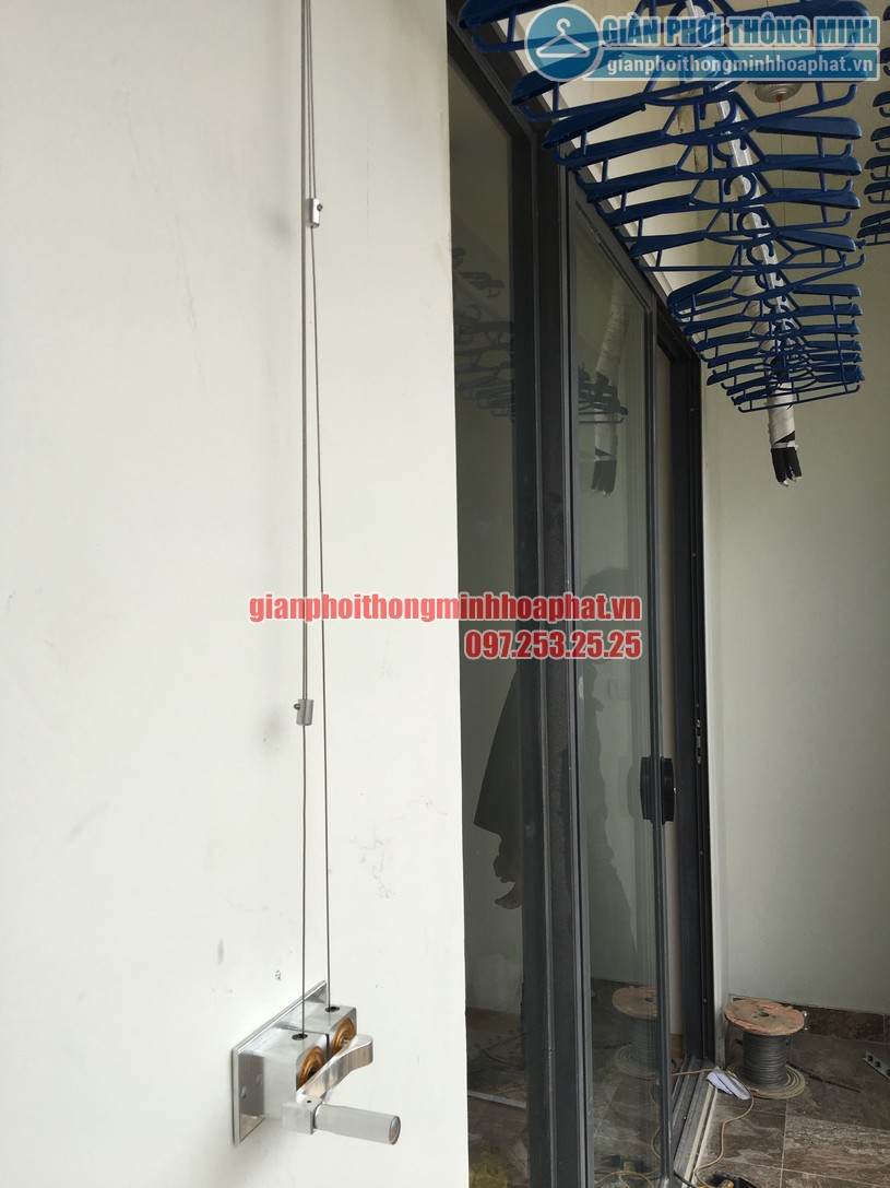 Bộ tời- tay quay giàn phơi HP888B-01