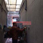 Lắp đặt giàn phơi thông minh HP999B nhà anh KhanhThanh Lân, Thanh Trì, Hoàng Mai, Hà Nội