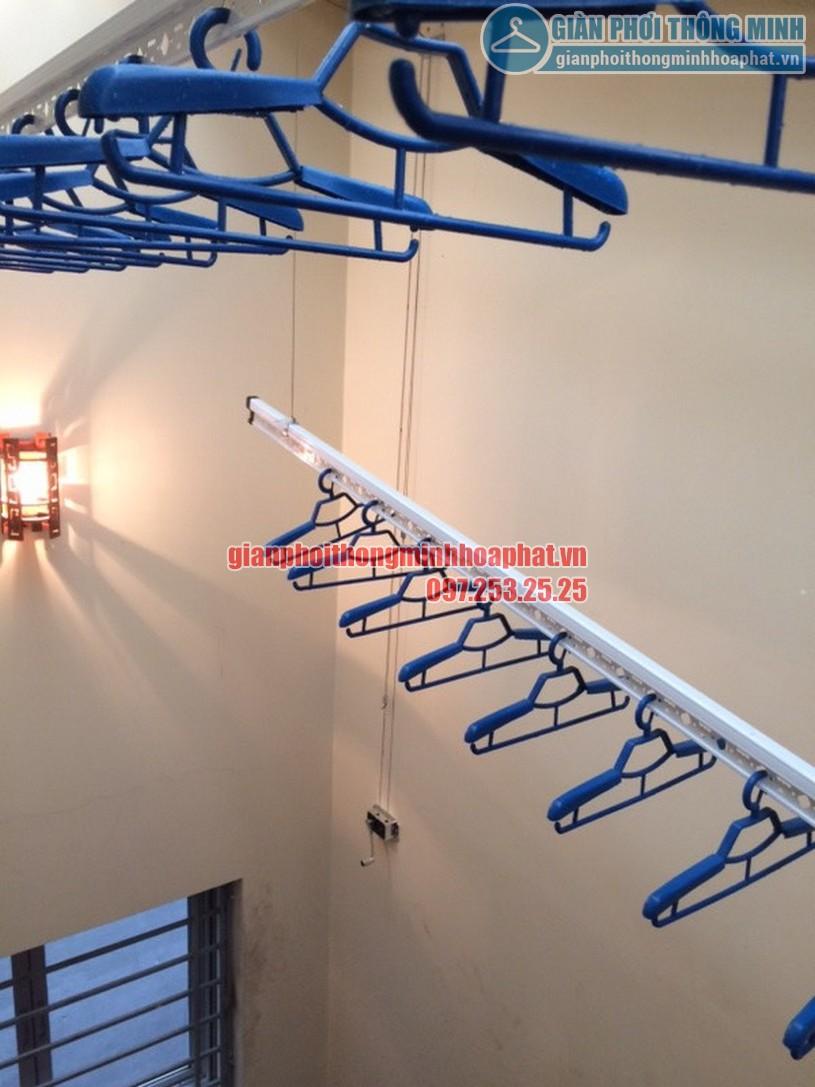 Giàn phơi thông minh gắn trần có thể lắp ở mọi nơi và mang lại lợi ích tuyệt vời cho người sử dụng-02