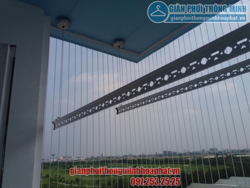 Lắp đặt lưới an toàn ban công chung cư tại Hồ Chí Minh