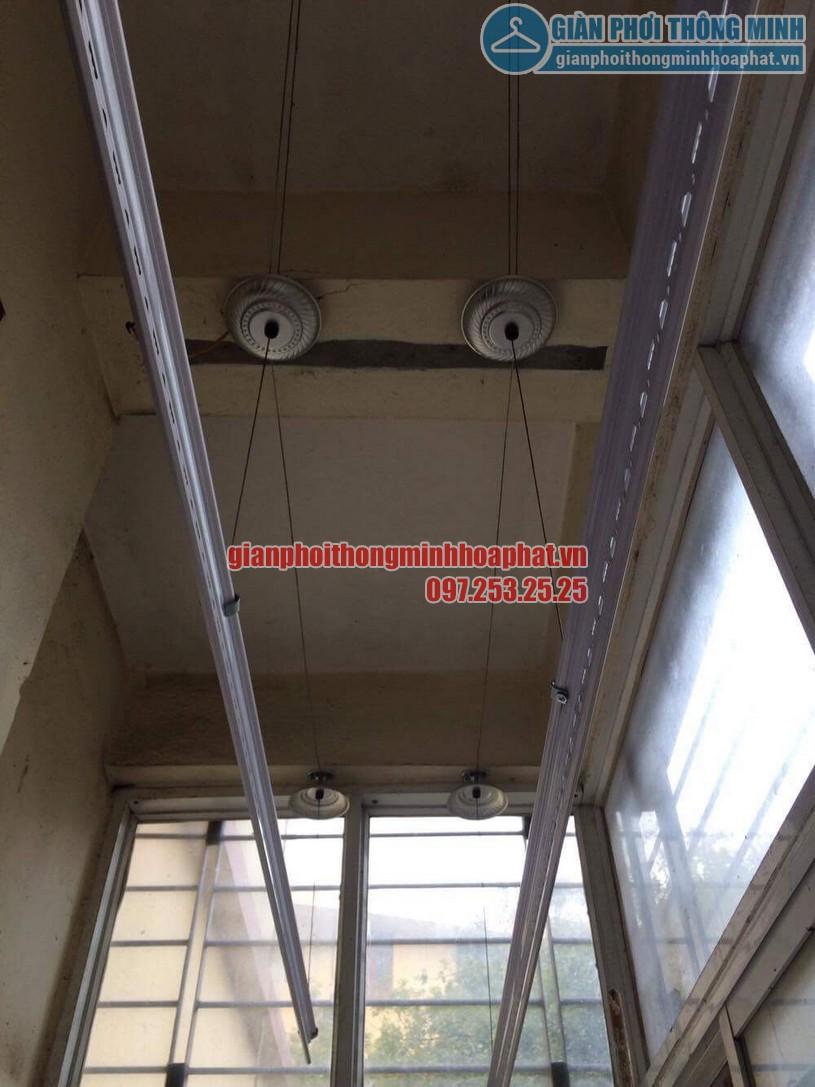 Lắp giàn phơi P213 N7 khu 212 Học viện kỹ thuật quân sự , Tân Xuân, Xuân Đỉnh-01