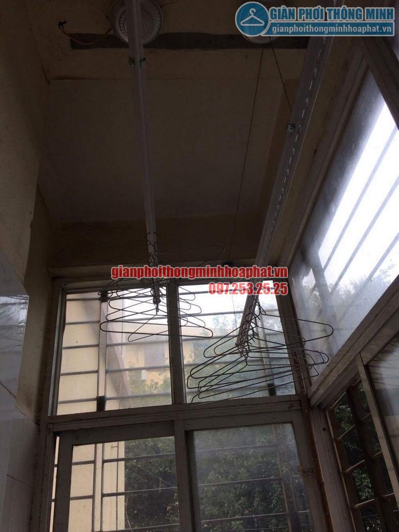 Lắp giàn phơi P213 N7 khu 212 Học viện kỹ thuật quân sự , Tân Xuân, Xuân Đỉnh-07