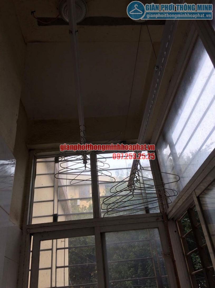 Lắp giàn phơi P213 N7 khu 212 Học viện kỹ thuật quân sự , Tân Xuân, Xuân Đỉnh-08