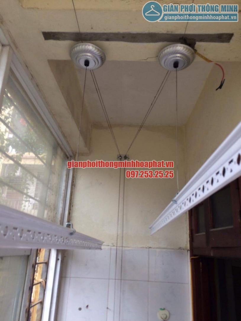 Lắp giàn phơi P213 N7 khu 212 Học viện kỹ thuật quân sự , Tân Xuân, Xuân Đỉnh-05