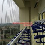 Lắp giàn phơi và lưới an toàn ban công chung cư nhà chị Quỳnh Tây Tựu, Bắc Từ Liêm