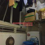 Sửa giàn phơi quần áo thông minh ở chung cư học viện Hậu Cần, phường Ngọc Thụy, Long Biên