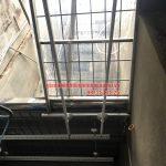 Hoàn thiện lắp đặt 2 bộ giàn phơi HP950 nhà anh Hưng khu TT HVKTQS, Xã Đàn