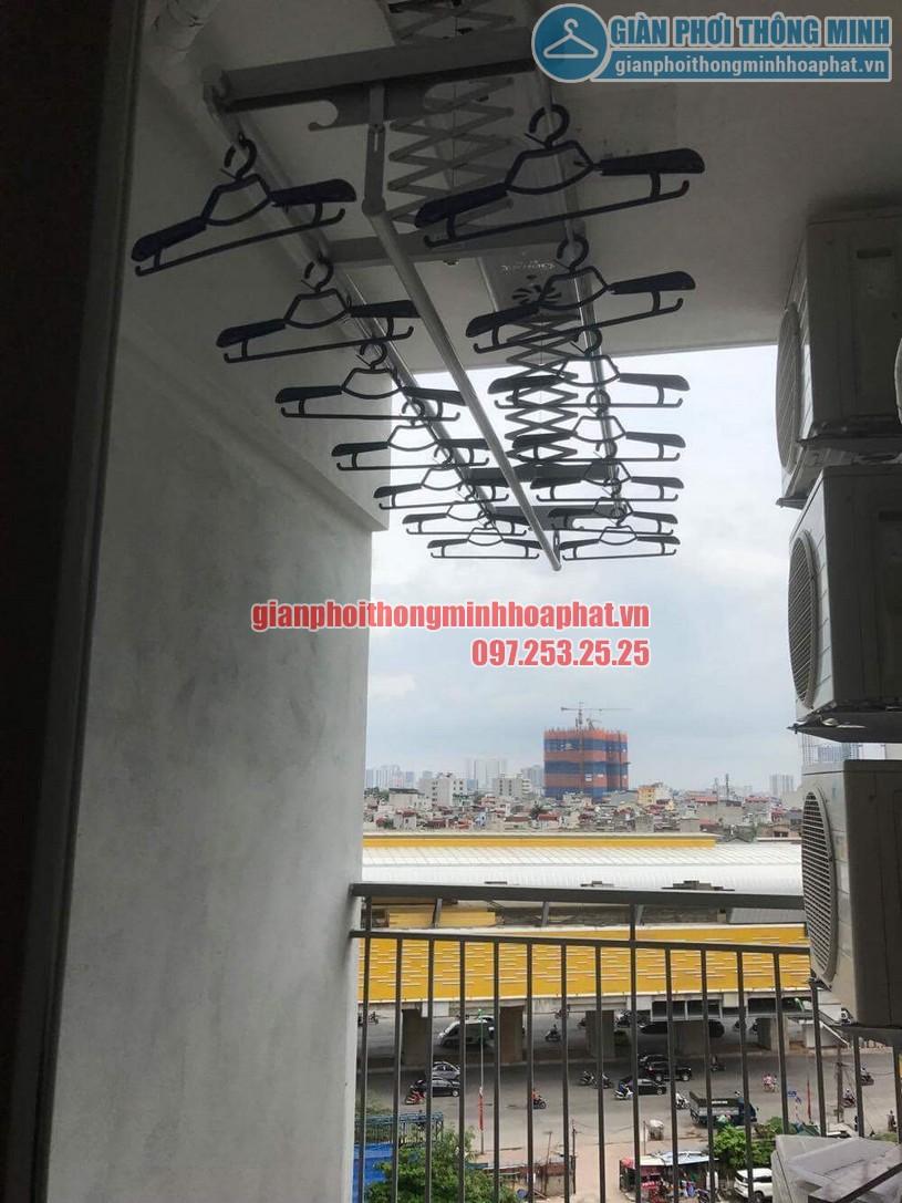 Lắp đặt bộ giàn phơi điều khiển từ xa nhà anh Thiện Chính Kinh-08