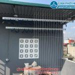 Lắp giàn phơi Quận 12, Tp Hồ Chí Minh  – Nhà chị Hải, Hiệp Thành