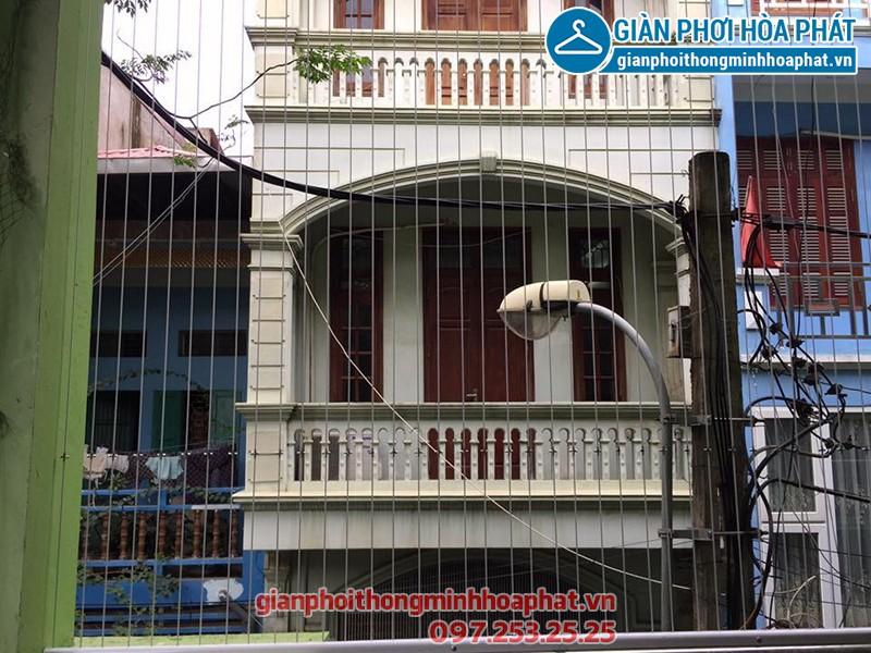 Lưới an toàn ban công Trường mầm non Doll's House