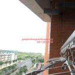 Sửa giàn phơi Cầu Giấy bị hỏng bộ tời nhà chị Tình, chung cư CT2A – KĐT Nghĩa Đô