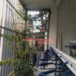 Lắp giàn phơi Bến Cát, Bình Dương nhà chị Hà ở khu phố 2 – Tân Định, bộ HP701