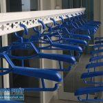 Lắp giàn phơi Hòa Phát Air 701 nhà chị Giang tòa A1 Ecolife Capitol