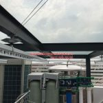 Lắp giàn phơi Long Biên – bộ giàn phơi Hòa Phát Air 701, nhà chị Vân ở Vinhomes Riverside