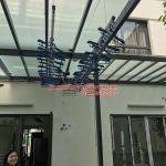 Lắp giàn phơi thông minh nhà chị Nhài ở Long Cảnh Tây 2 Vinhomes Thăng long