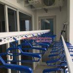 Lắp giàn phơi Từ Liêm – bộ giàn Hòa Phát Air 701, nhà chị Ngần chung cư Ecolife Capitol