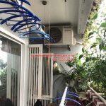Sửa giàn phơi thông minh tại Từ Liêm nhà cô Ngọc chung cư A1, Nguyễn Cơ Thạch