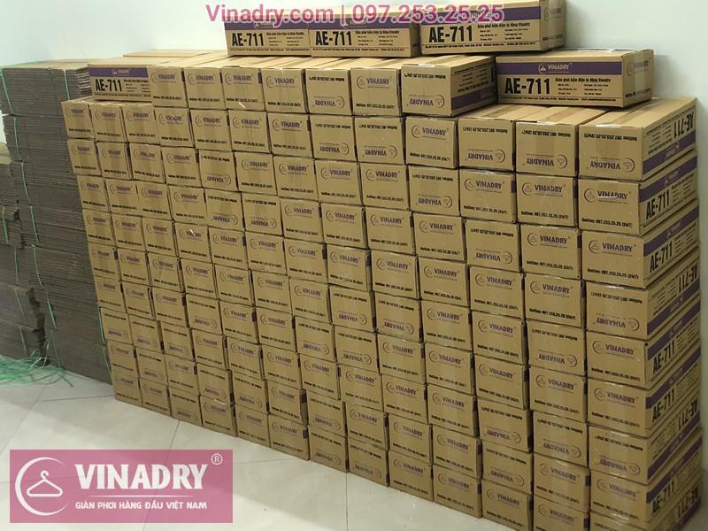 Địa chỉ bán buôn giàn phơi bấm điện tự động giá rẻ nhất tại Hà Nội