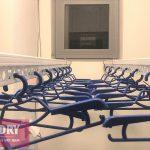 Nhà chung cư có nên lắp giàn phơi thông minh bấm điện tự động Vinadry?