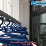 Địa chỉ lắp giàn phơi thông minh Nha Trang giá rẻ, chính hãng Hòa Phát