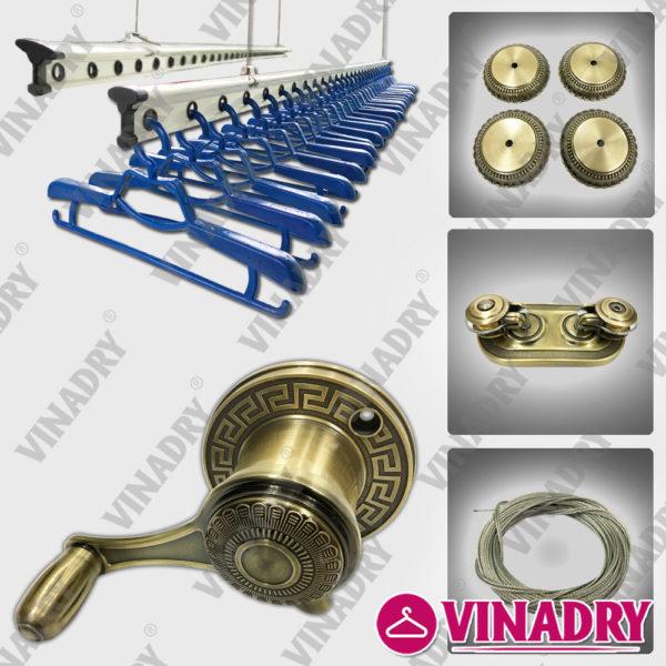 Sản phẩm giàn phơi Vinadry gp902