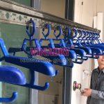 Top 5 giàn phơi giá rẻ hút khách Hà Nội, TPhcm | Giàn phơi Hòa Phát