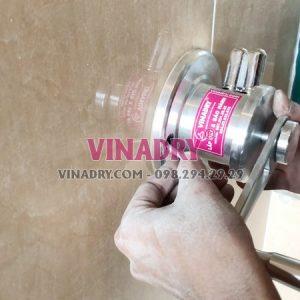 Bộ tời giàn phơi HP701 được sản xuất từ inox cao cấp