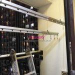 Sửa giàn phơi giá rẻ tại Times City nhà chị Hải: thay dây cáp chỉ 250k