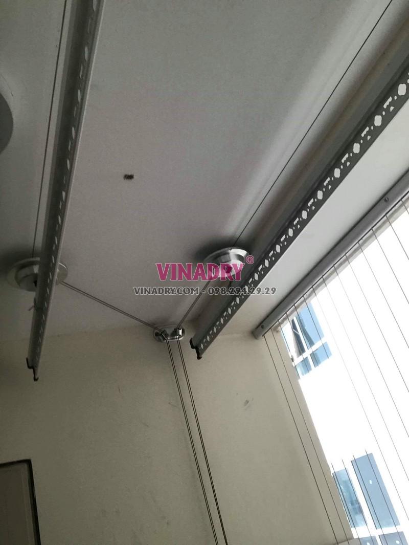 Sửa, thay dây cáp giàn phơi chỉ 150.000đ tại Phố Vọng, Hai Bà Trưng, Hà Nội - 07