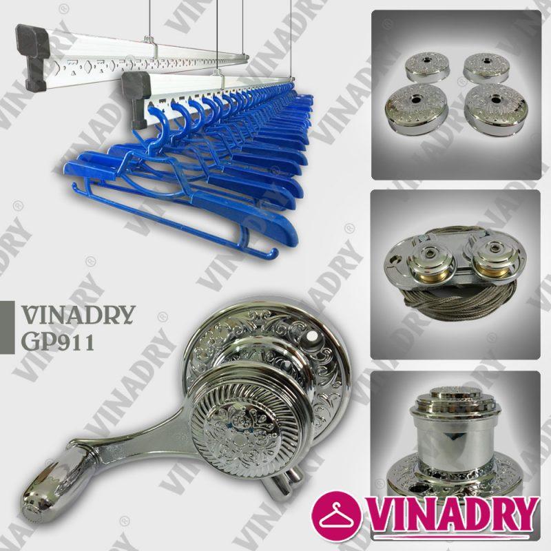Giàn phơi thông minh Vinadry GP911