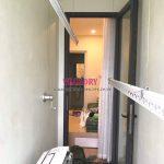 Ảnh giàn phơi giá rẻ KS950 lắp tại chung cư CT3 Gelexia Reverside, 885 Tam Trinh