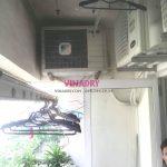 Sửa giàn phơi tại Hà Đông nhà chị Tú, chung cư CT3 Văn Khê