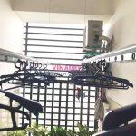 Sửa giàn phơi giá rẻ tại Nam Từ Liêm nhà chị Thành, tòa nhà C'land Lê Đức Thọ