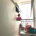 Sửa giàn phơi tại Đống Đa nhà chị Qúy, chung cư Vinhomes Nguyễn Chí Thanh
