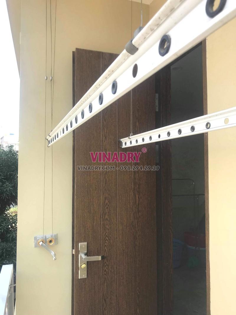 Sửa giàn phơi tại Nam Từ Liêm, ngõ 180 Đình Thôn, Mỹ Đình 1 nhà chị Thùy - 04