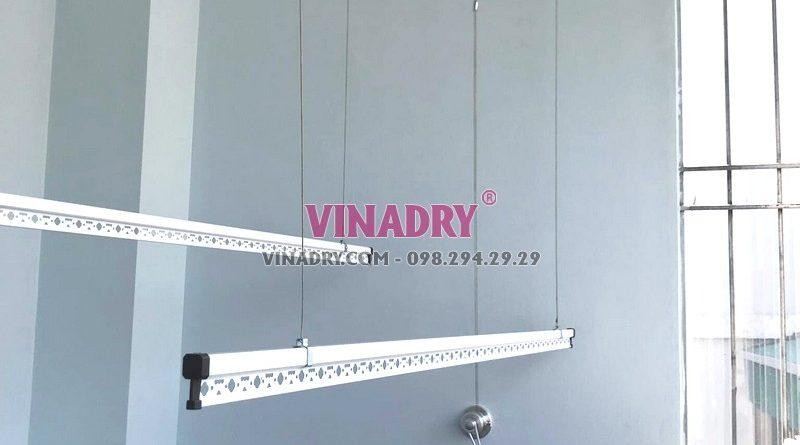 Lắp giàn phơi Long Biên, ngõ 229 Nguyễn Văn Linh bộ HP701 giá 1.390k - 01