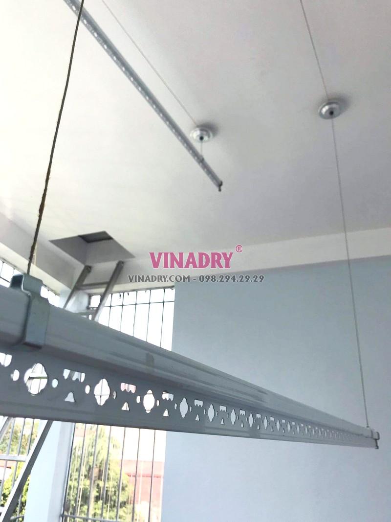 Lắp giàn phơi Long Biên, ngõ 229 Nguyễn Văn Linh bộ HP701 giá 1.390k - 02