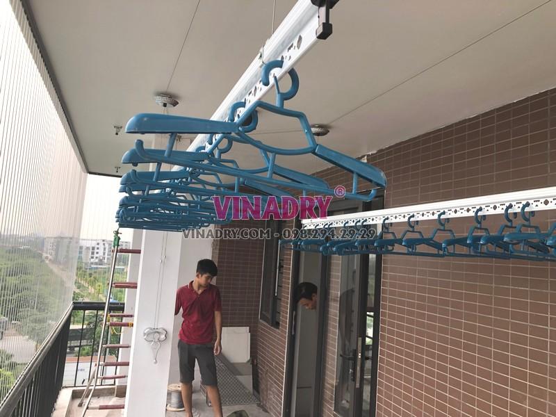 Vinadry - Địa chỉ lắp giàn phơi thông minh Vinhomes Gia Lâm chất lượng nhất