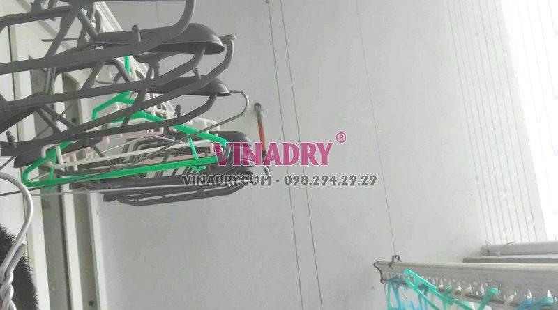 Sửa giàn phơi tại chung cư CT5B Resco Cổ Nhuế, Bắc Từ Liêm, Hà Nội - 04
