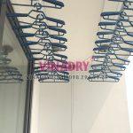 Lắp giàn phơi thông minh tại Vinhomes Green Bay Mễ Trì nhà anh Tùng