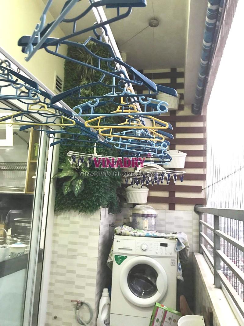 Sửa giàn phơi tại chung cư Nam Đô Complex, 609 Trương Định nhà chị Thi - 04