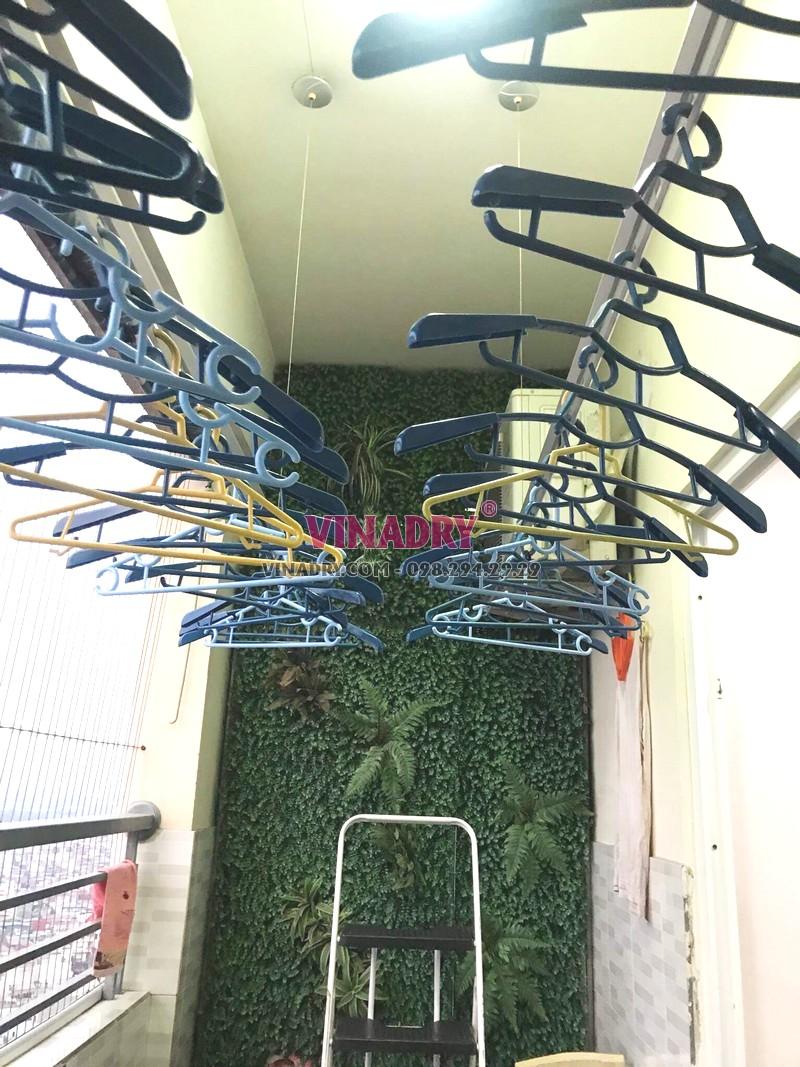 Sửa giàn phơi tại chung cư Nam Đô Complex, 609 Trương Định nhà chị Thi - 05