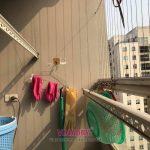 Sửa giàn phơi thông minh tại Thanh Xuân: nhà chị Hoa, Chung cư HAPULICO